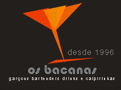 Os Bacanas Logotipo